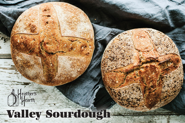 Heather's Hearth Valley Sourdough
